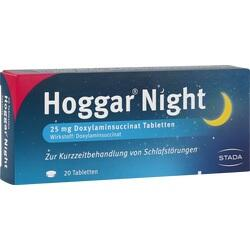 HOGGAR NIGHT TABLETTEN