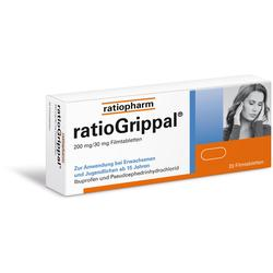 RATIOGRIPPAL 200MG/30MG FT
